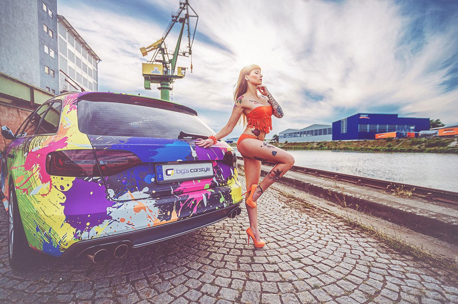 BG's CarStyle Slider 5